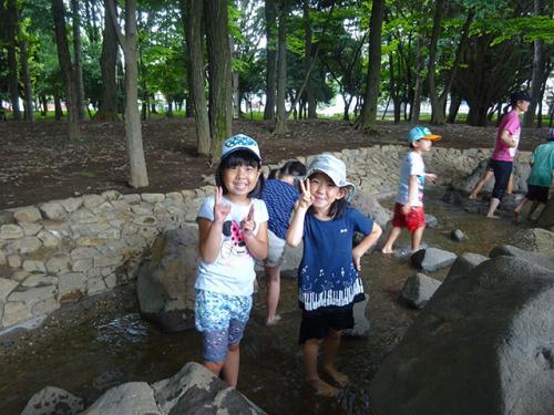 夏休みイベント!「遠足in光が丘公園」